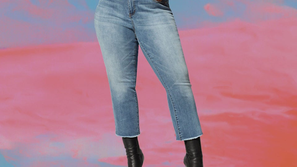 Kick Flare Jeans Are Going To Be Your Favorite Silhouette Of The Season