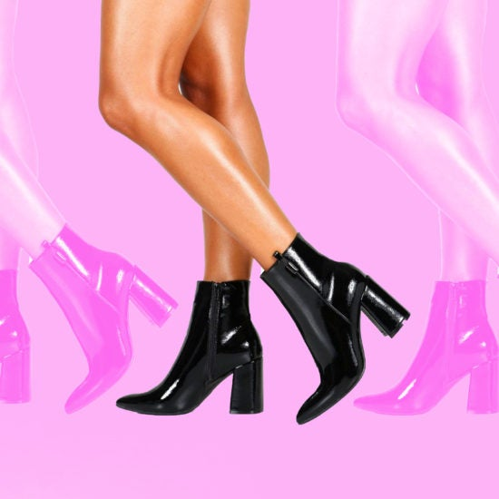 The Basic Black Booties You Absolutely Need In Your Life