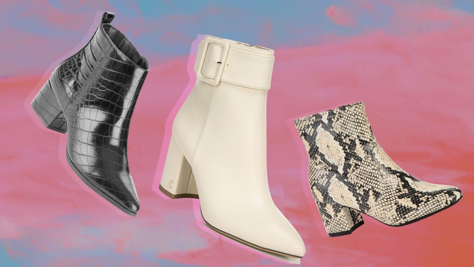 Step Into The Season With These Statement Boots Under $100