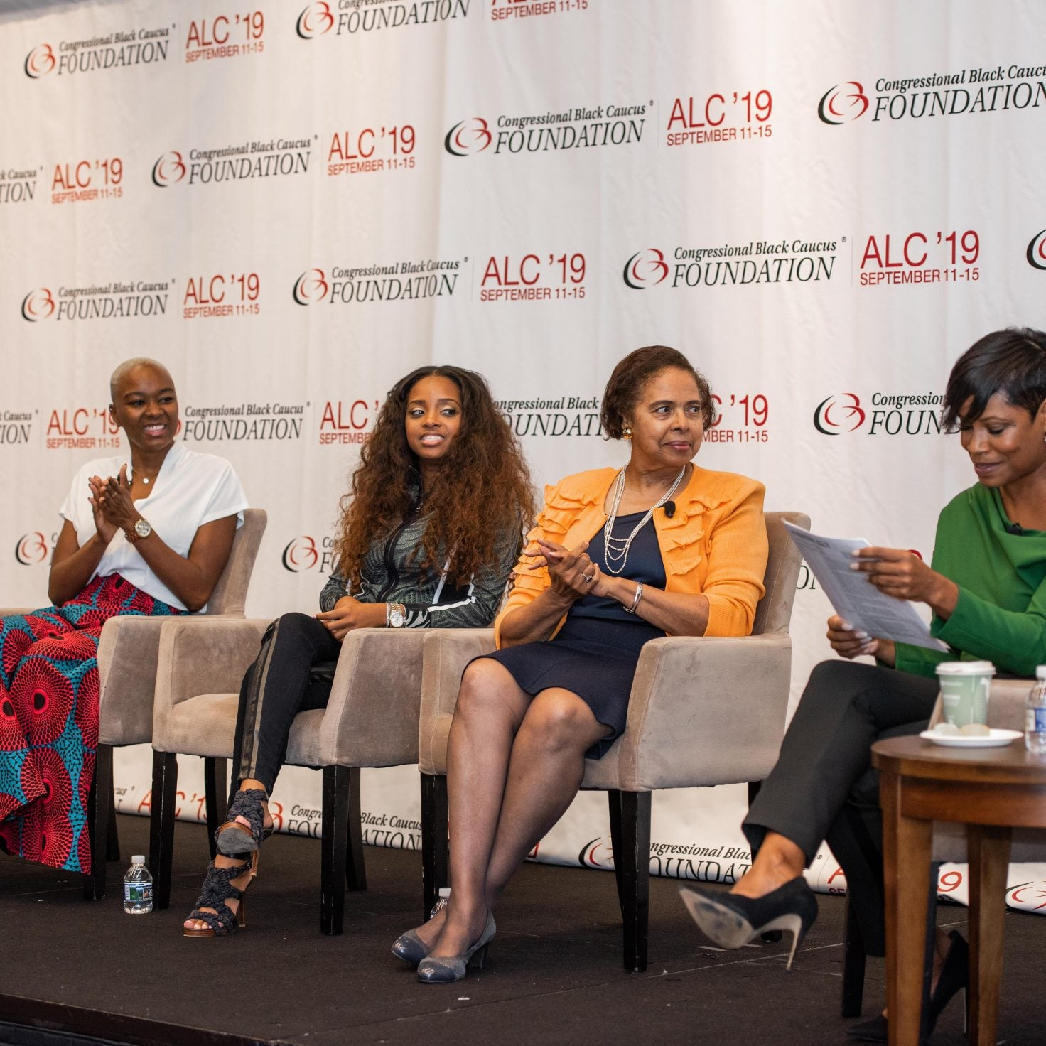 Sojourner Truth Town Hall Showcases Black Women in Leadership And Politics