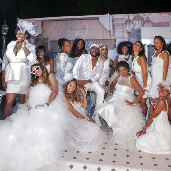 Dîner en Blanc In Long Island Was A Showcase Of Black Excellence