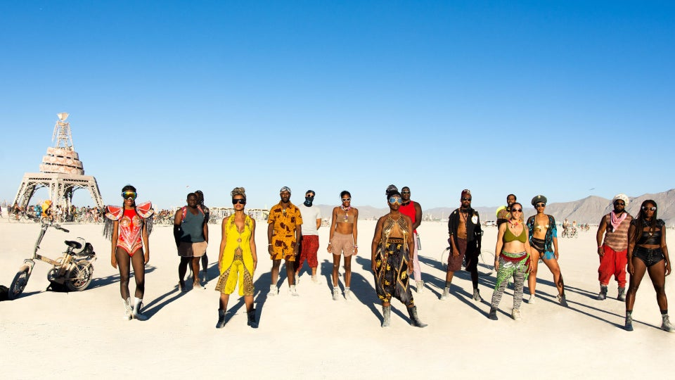 How I Found My Tribe And My Freedom At Burning Man