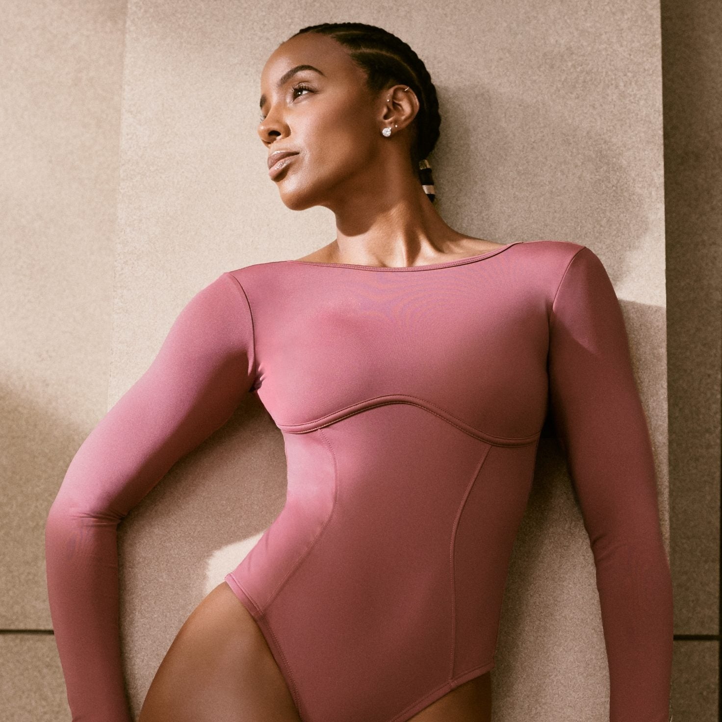 Kelly Rowland Is Back With A New Fabletics Collection