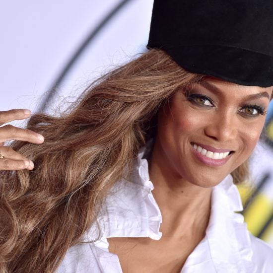 Mega Mogul Supermodel Tyra Banks Knows A Thing Or Two About Making Boss Moves