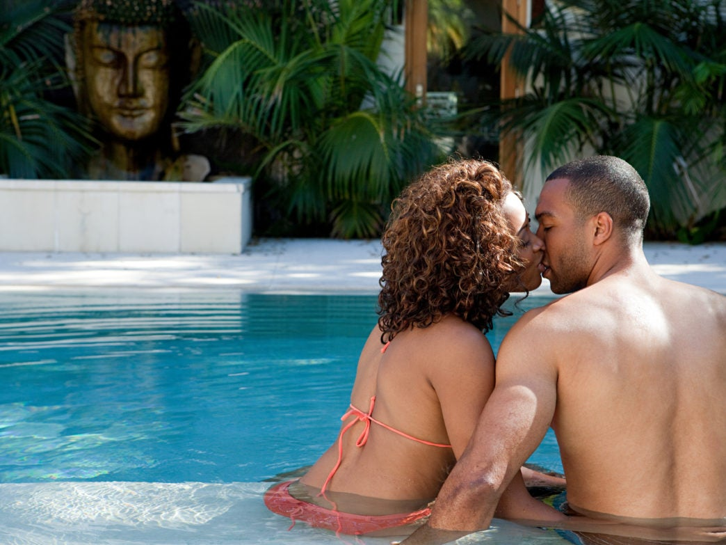 Ask An OB-GYN: Is Pool Sex Safe?