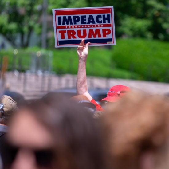 Support For Impeaching Donald Trump Grows, New Poll Shows