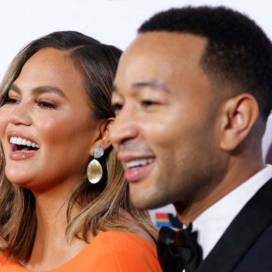 Hilarious! John Legend Gives Drunken Performance Of 'All Of Me' For Wife Chrissy Teigen
