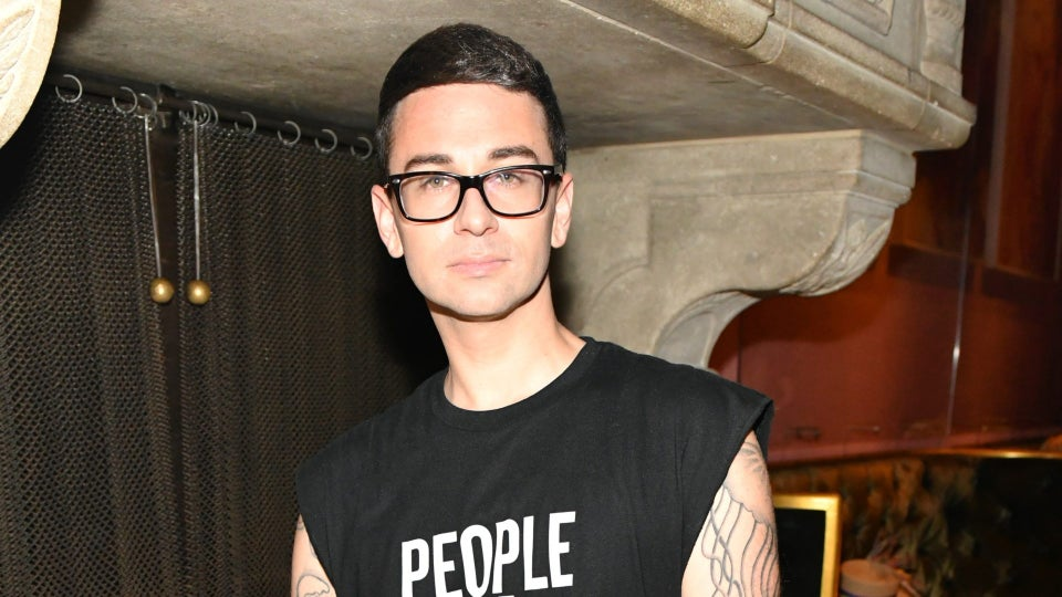 Christian Siriano On Helping Cancer Survivors
