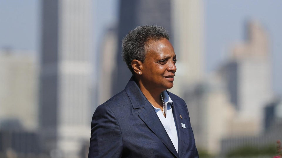 Chicago Mayor Lori Lightfoot Tells Ted Cruz To Keep Chicago Out Of His Mouth On Gun Control