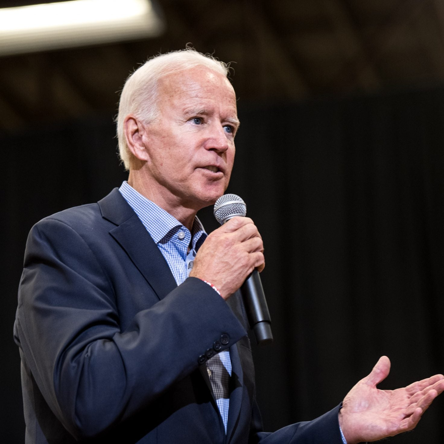 Biden Boasts About Black Support— Again
