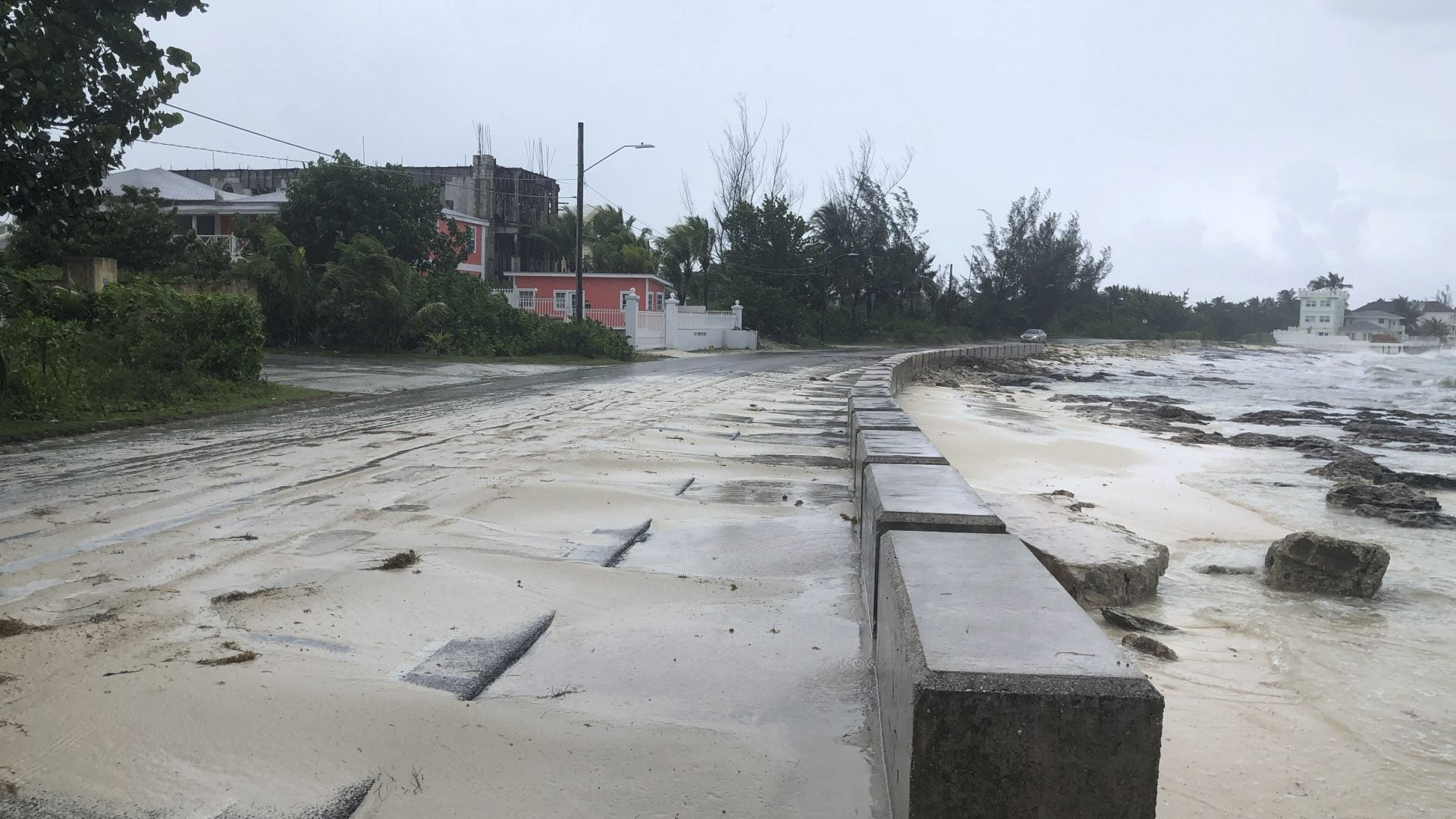 Bahamians In Recovery Mode After Hurricane Dorian