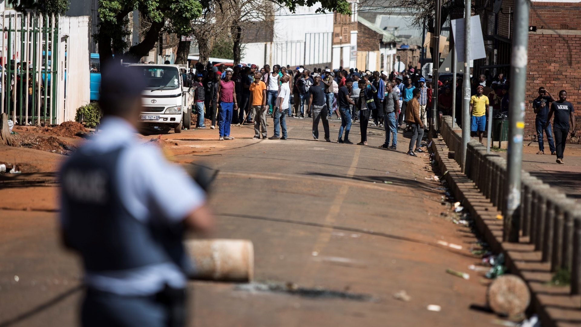 Five Killed In Xenophobic Attacks In South Africa
