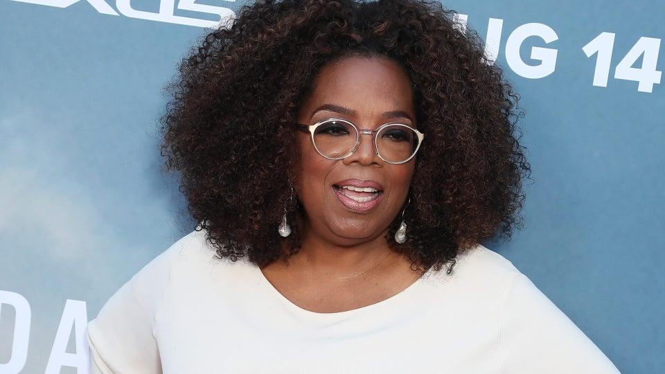 Oprah Donates $1 Million To United Negro College Fund