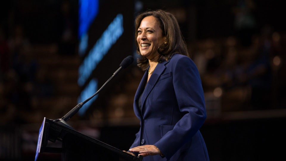 Kamala Harris Releases Plan To Overhaul Criminal Justice System