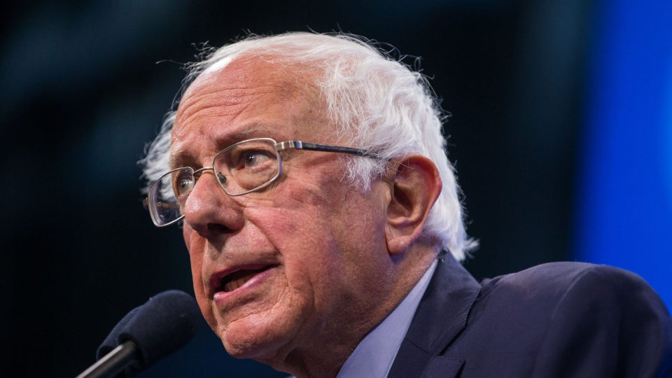 Bernie Sanders Disavows 'Bernie Bro' Behavior