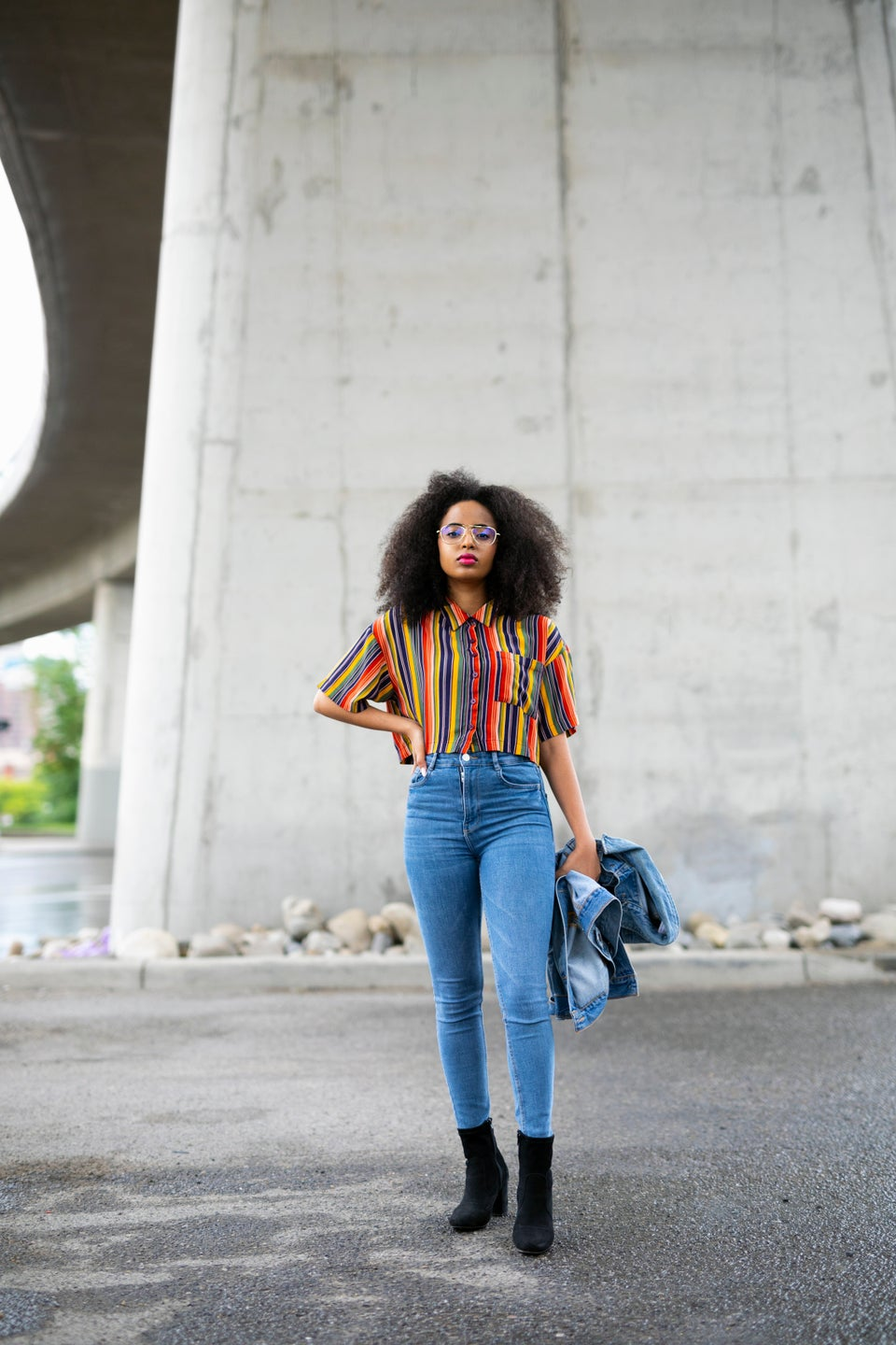 The Ultimate Fall Denim Guide For Tall Women