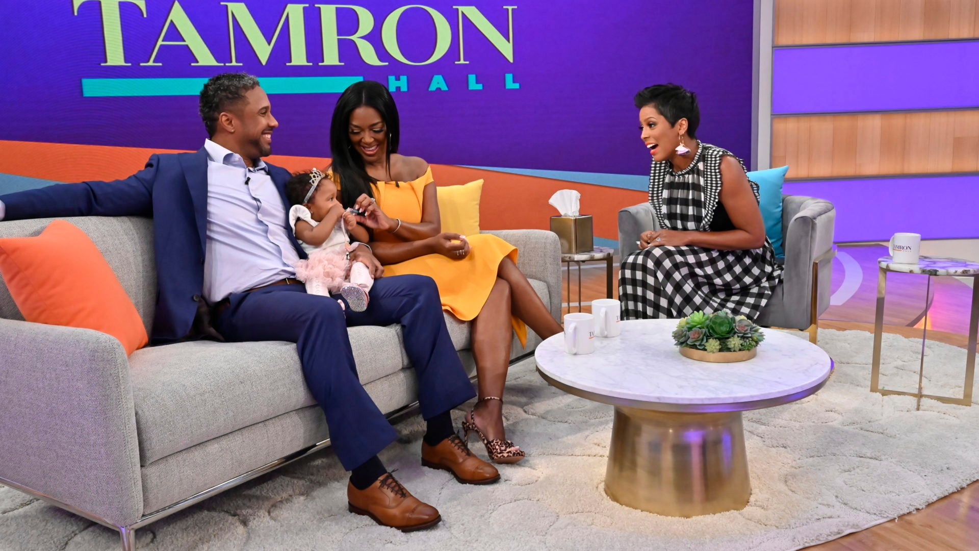 Kenya Moore and Marc Daly Discuss Their IVF Journey