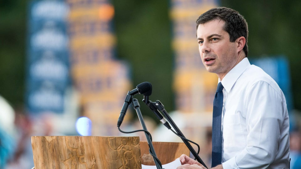Pete Buttigieg Unveils 'Medicare For All Who Want It' Plan