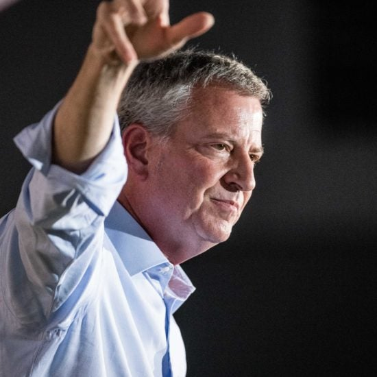 NYC Mayor Bill de Blasio Exits 2020 Presidential Race
