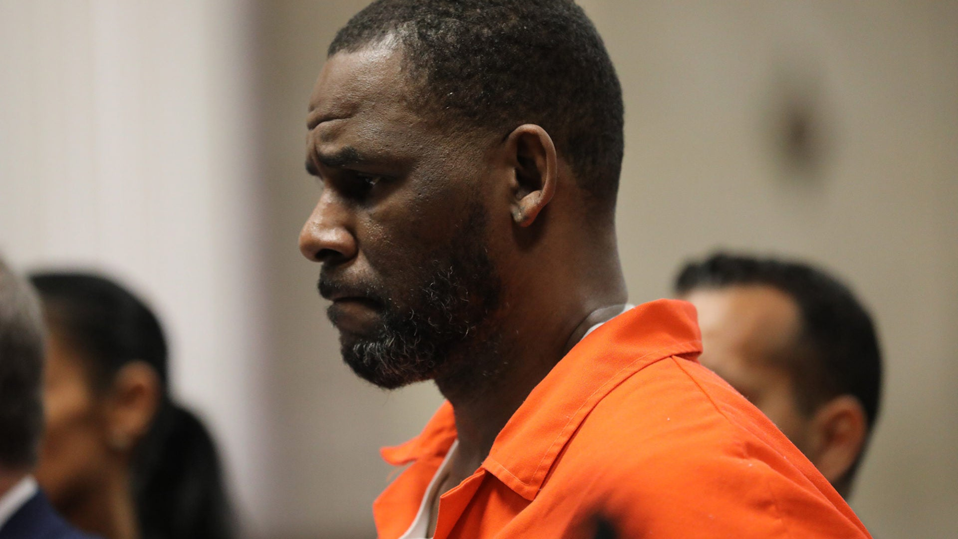 R. Kelly Charged With Bribing Official To Obtain A Fake ID To Marry Aaliyah