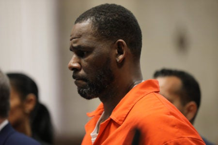 Woman Who Posted R. Kelly's Bail Can't Get Money Back