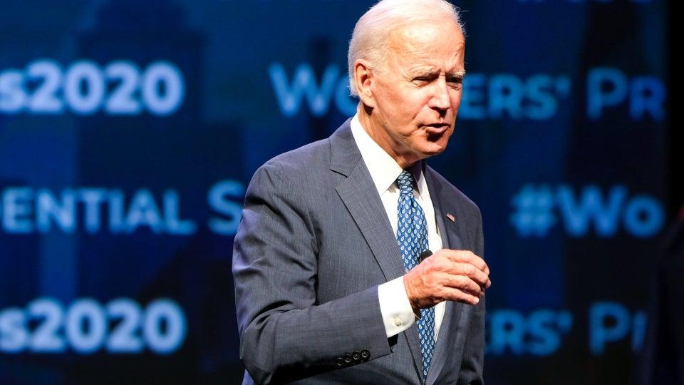 Trump Campaign Video Mocks Biden's Gaffes