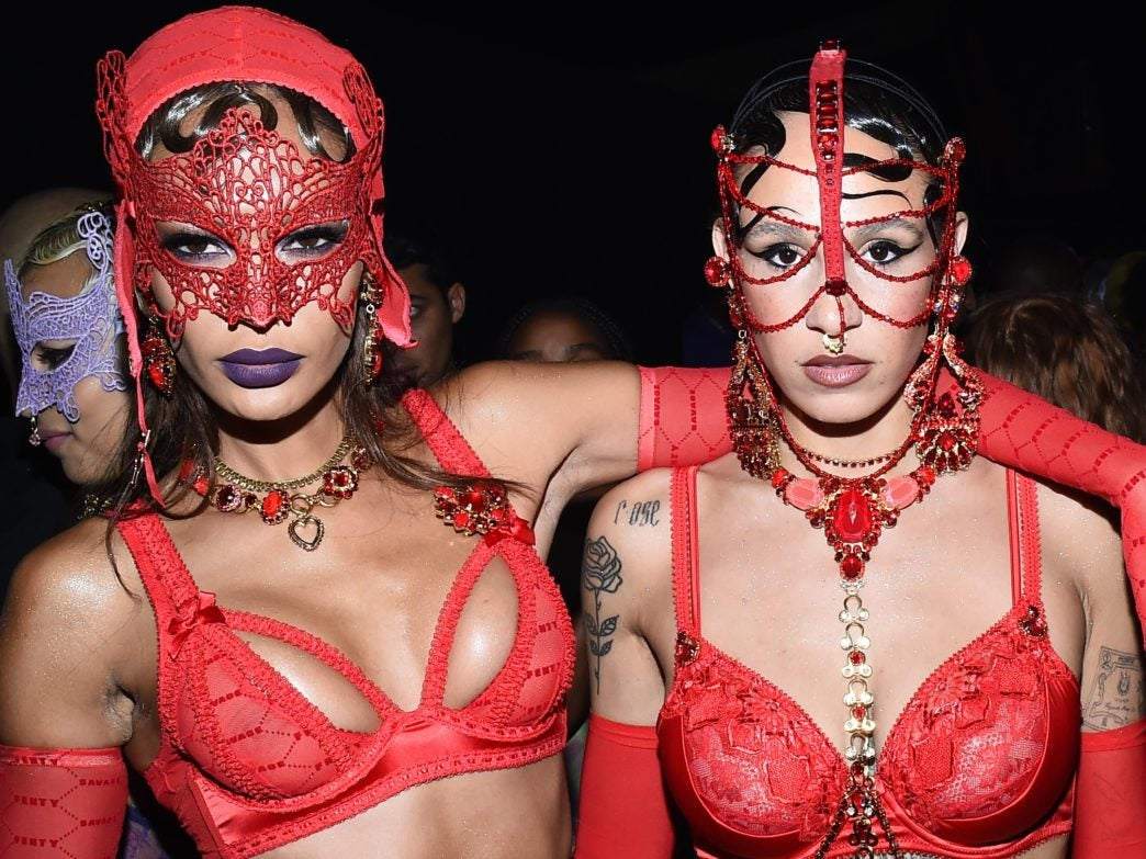 How To Watch Rihanna's Fenty X Savage Show Tonight