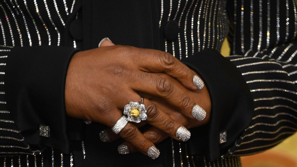 Billy Porter Had The Best Nails At The 2019 Emmy Awards