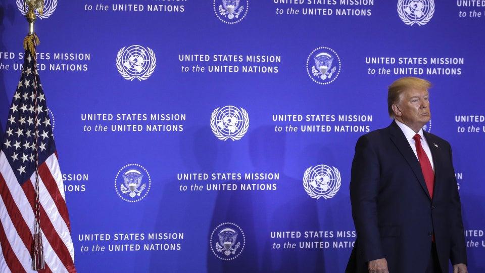 The Trump-Ukraine Whistleblower Complaint Has Been Made Public