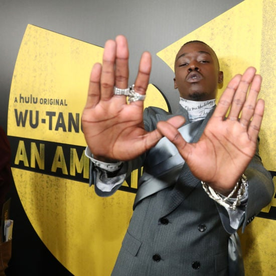 Ashton Sanders Opens Up About Portraying RZA In Hulu's 'Wu Tang: An American Saga'