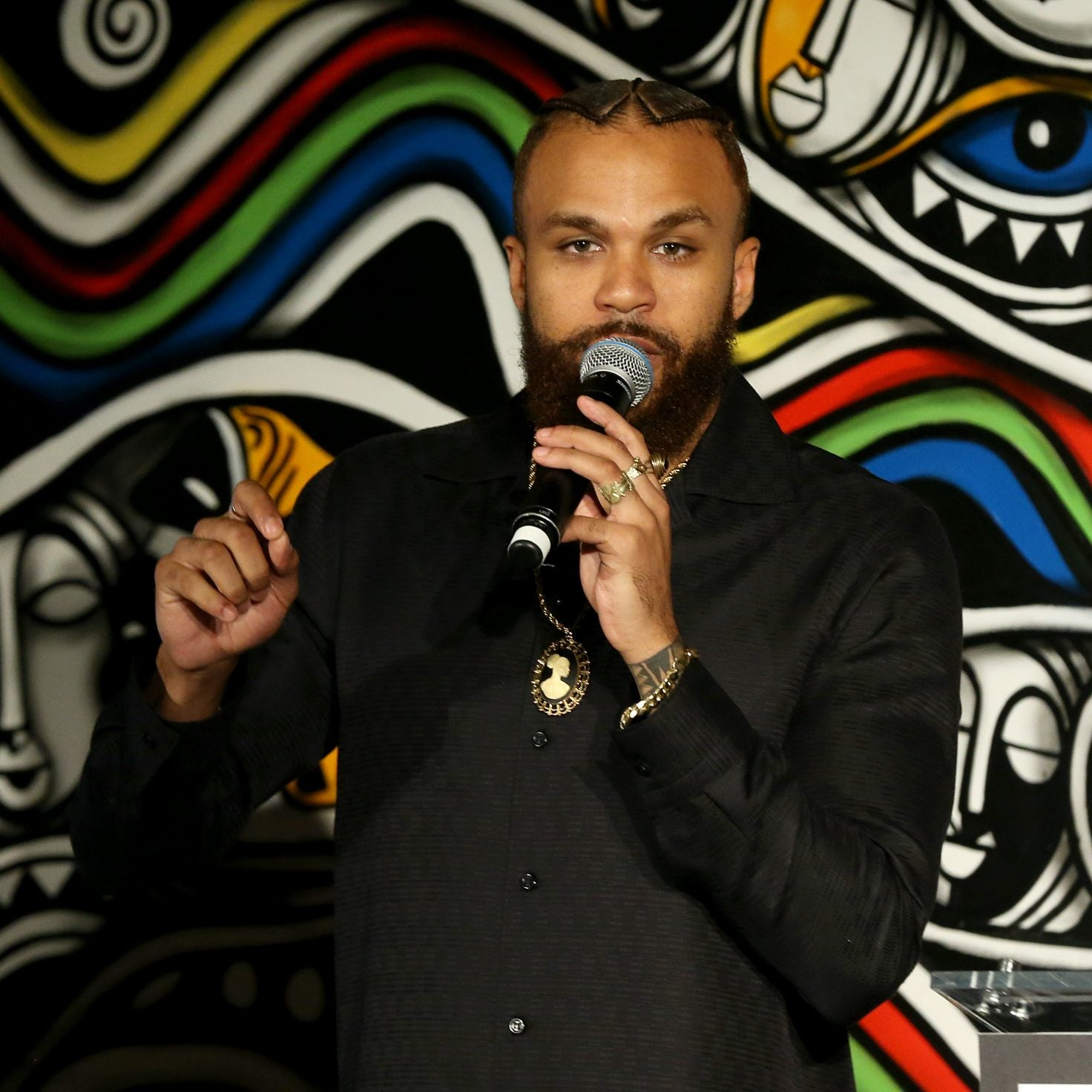 Jidenna: 'We Can't Be Style Icons And Not Also Be Wearing Our Own Designers'
