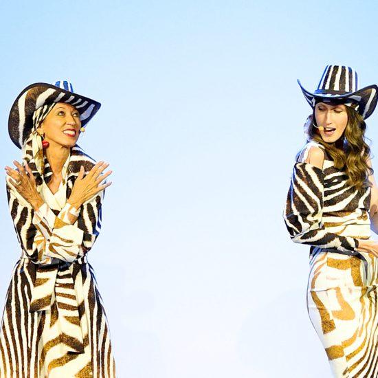 NYFW: Pat Cleveland Stole The Chiari Boni Spring/Summer 2020 Fashion Show
