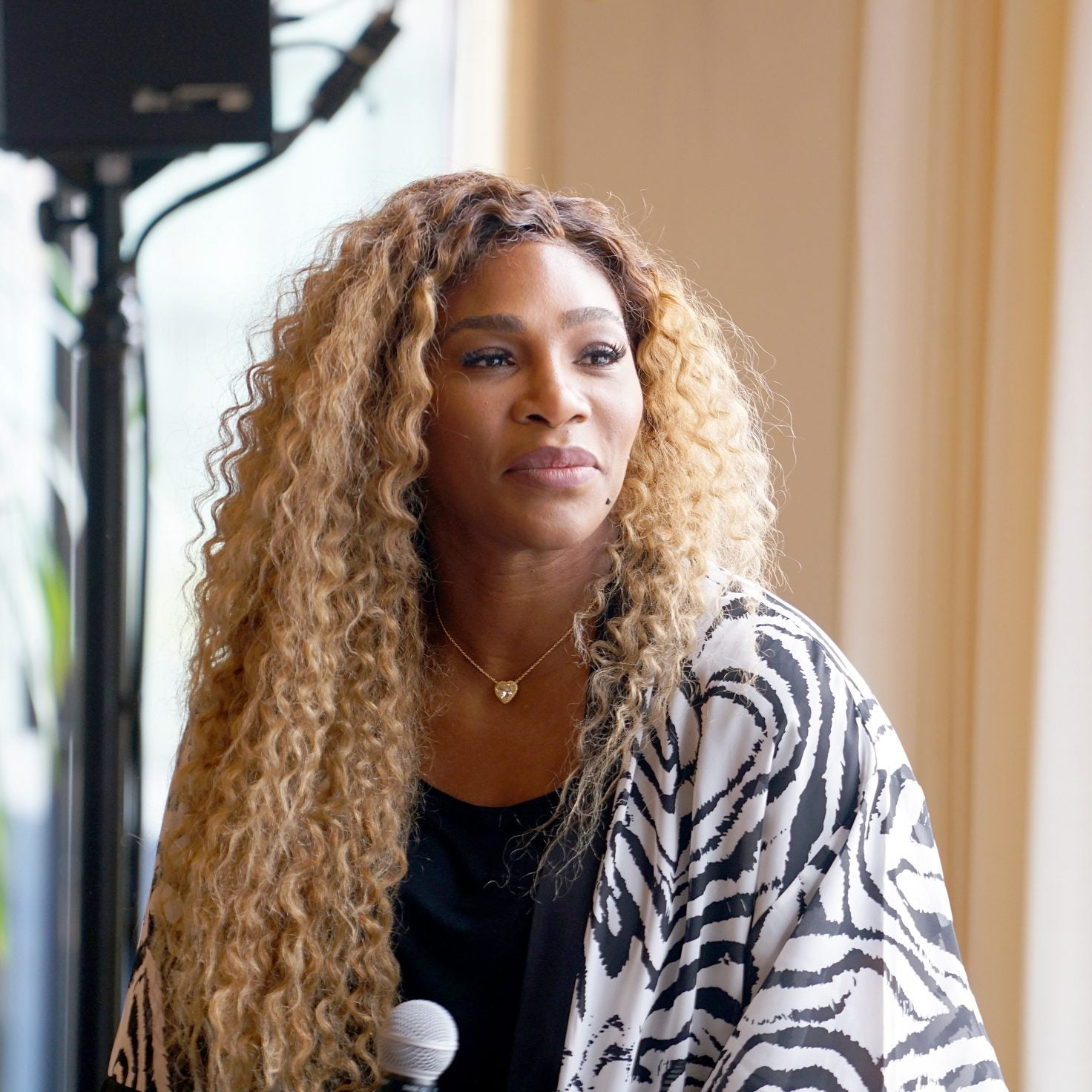 Serena Williams Is On A Mission To Help Educate Women About The Realities Of Financial Abuse By A Partner