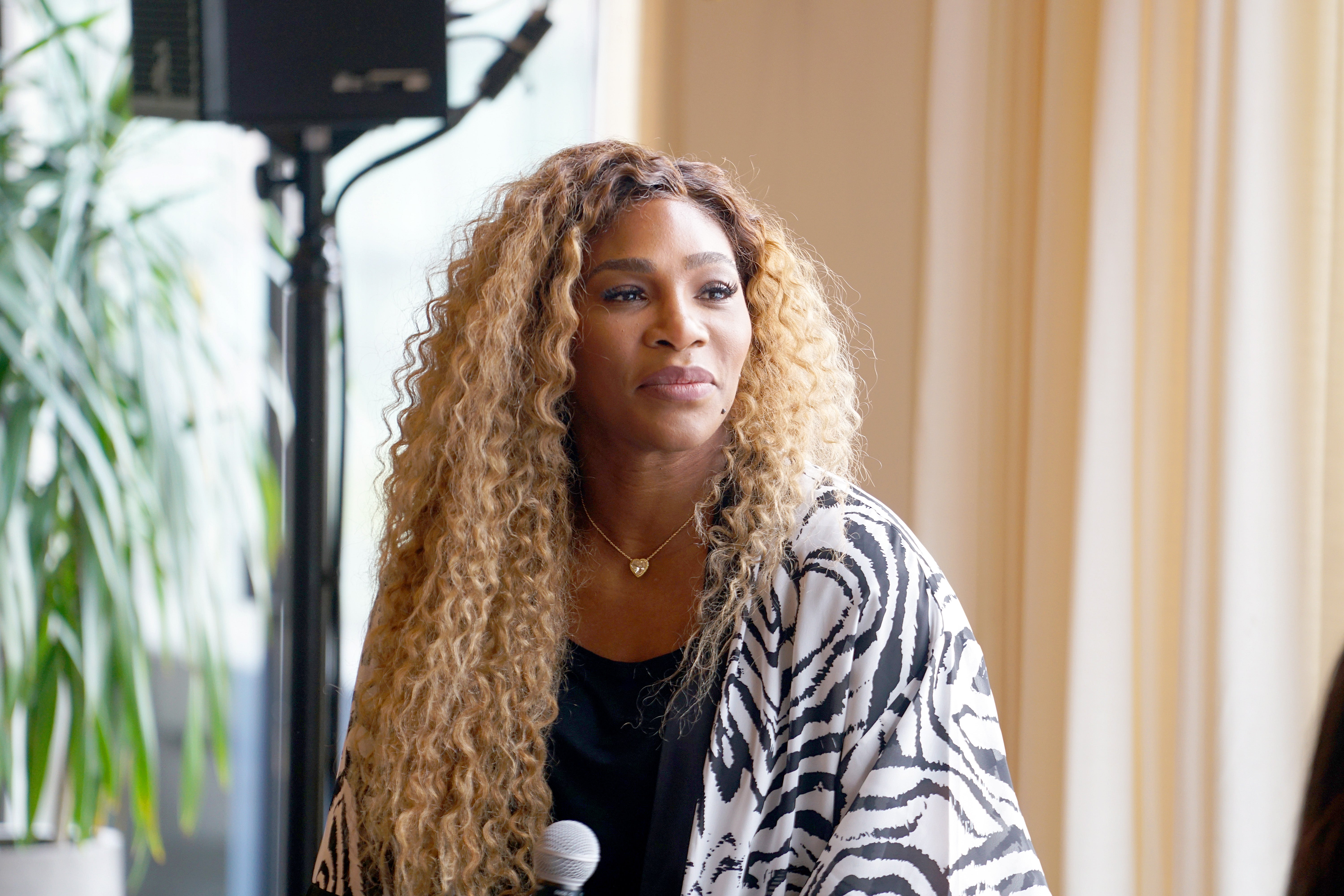 Serena Williams Partners With Allstate To Educate Women On Financial Abuse