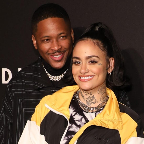 Kehlani and YG Were All Boo'd Up At New York Fashion Week
