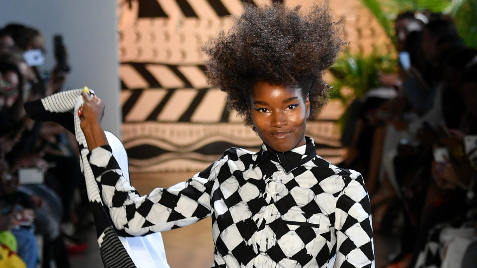 NYFW: Studio One Eighty-Nine's Spring/Summer 2020 Collection Was An Ode To Africa