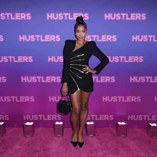 'Hustlers' Keke Palmer Takes A Walk Down Memory Lane