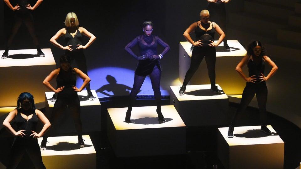 NYFW: Savage x Fenty Held A Top-Secret Show In Brooklyn Last Night
