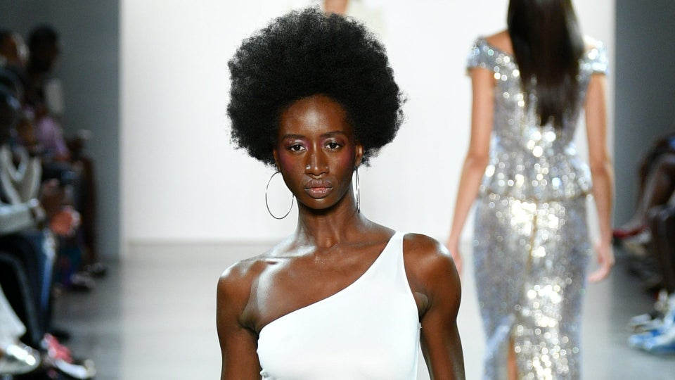 NYFW: Aliette's Spring/Summer 2020 Collection Paid Homage To Black Women
