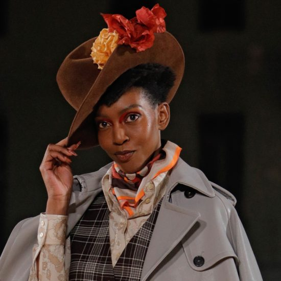 NYFW: Black Models Closed Out Fashion Week With A Bang At Marc Jacobs