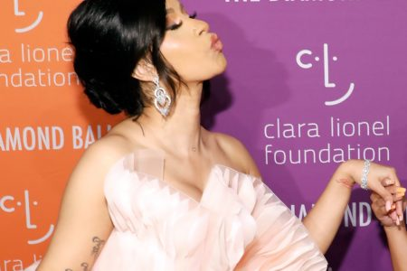 The Best Fashion Moments at Rihanna's 5th Annual Diamond Ball