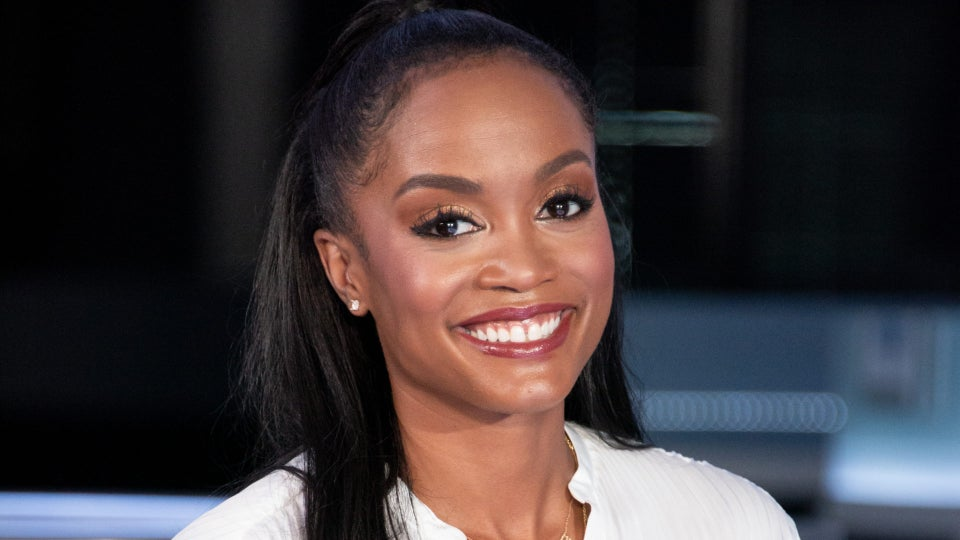 Rachel Lindsay Talks MTV Show 'Ghosted' and How To Confront The Ghost In Your Own Dating Life