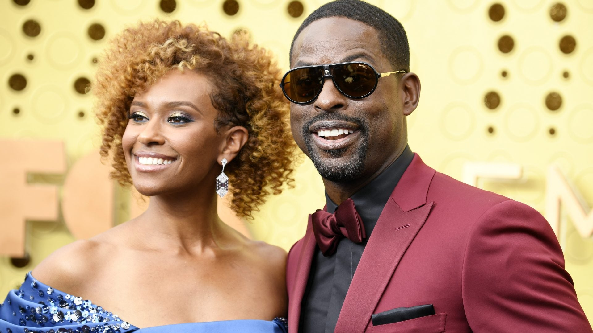 All The Black Celebrity Couples On The 2019 Emmys Red Carpet