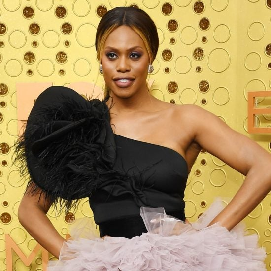 Did Anyone Catch The Two-Tone Trend That Stole The Show At The Emmys Red Carpet?