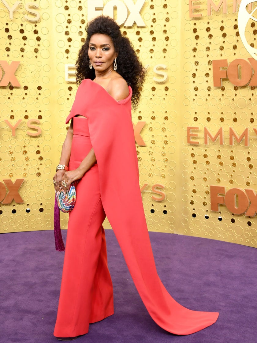 Shades of Red Are Trending At The 2019 Emmys
