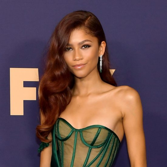 Zendaya Is All Grown Up In Custom Vera Wang At 2019 Emmys
