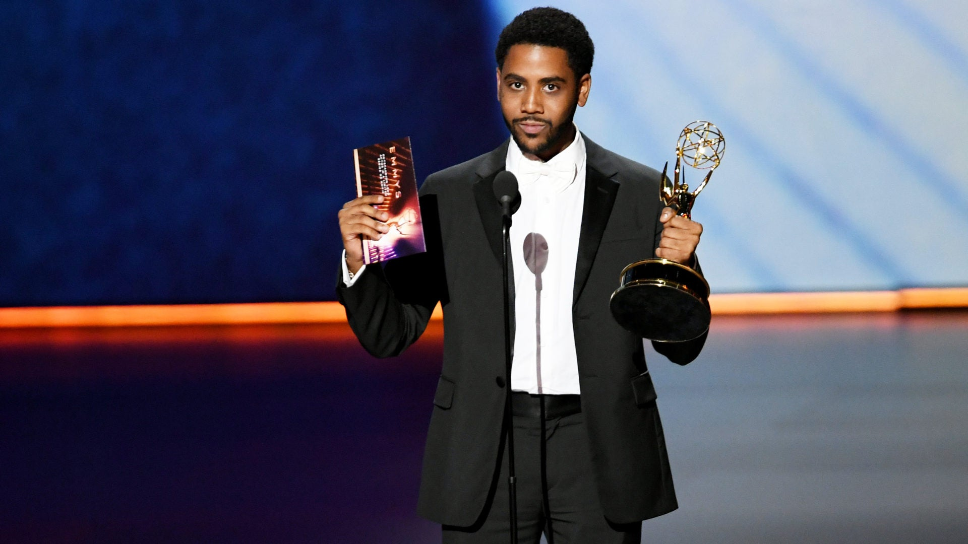 Exclusive: Behind 'When They See Us' Star Jharrel Jerome's Emmy-Winning Look