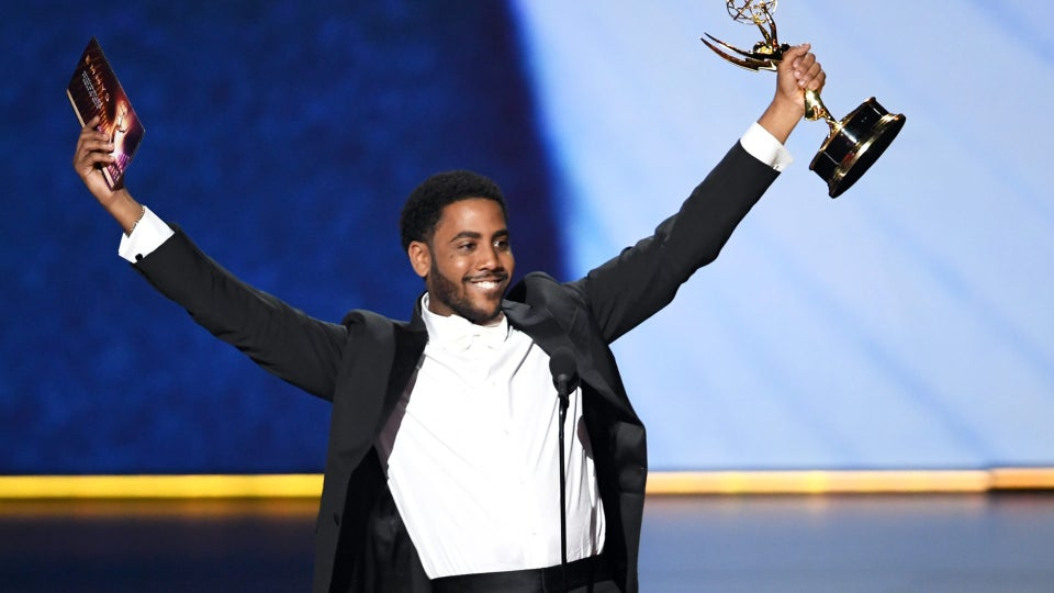 Jharrel Jermone's First Emmy Win For 'When They See Us' Makes Him Homesick