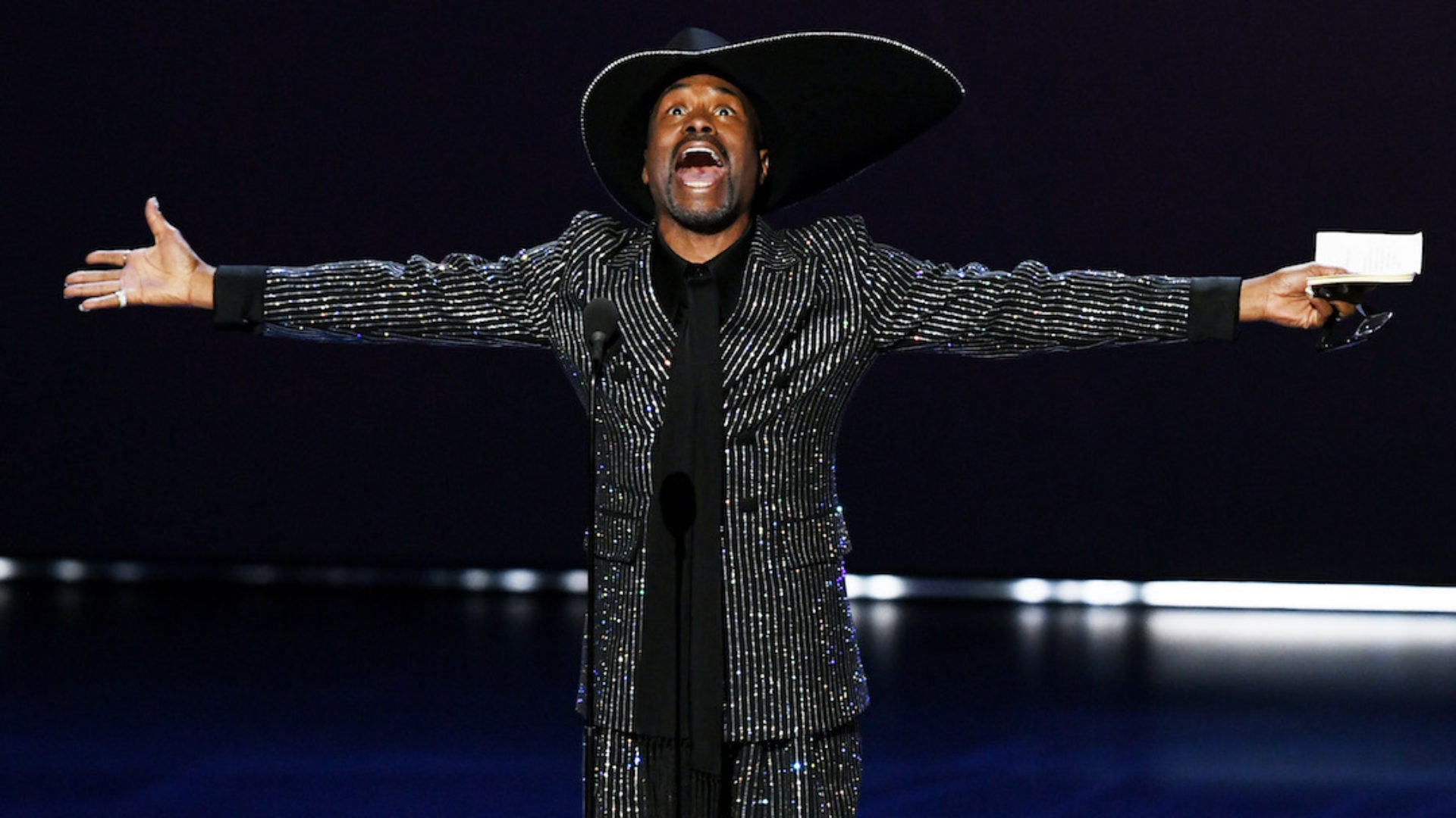 Billy Porter Makes History With Lead Actor Emmy Win