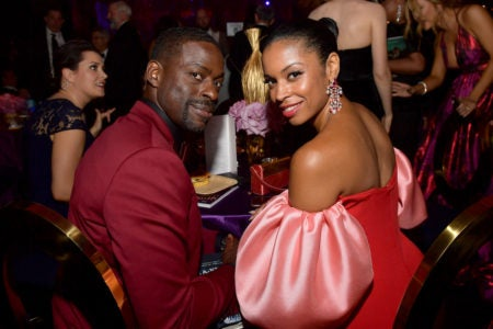 'This Is Us' Stars Sterling K. Brown And Susan Kelechi Watson Keep ...